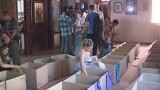 Одесская епархия продолжает оказывать помощь переселенцам