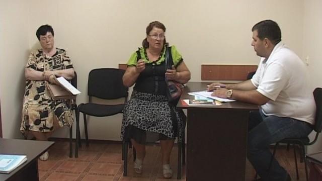 Жители Киевского района обращаются в приемную Юрия Шумахера