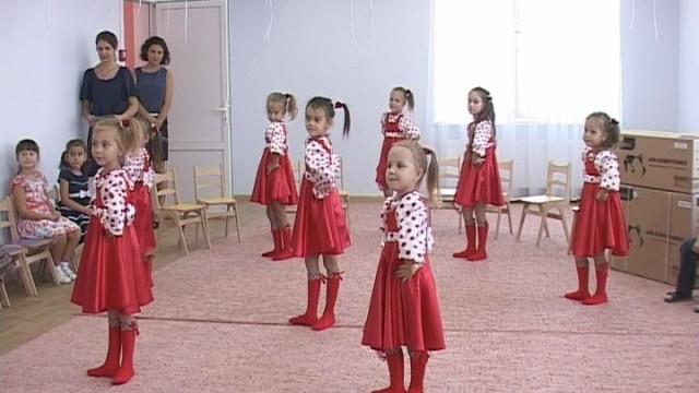 Новый детский сад на Слободке
