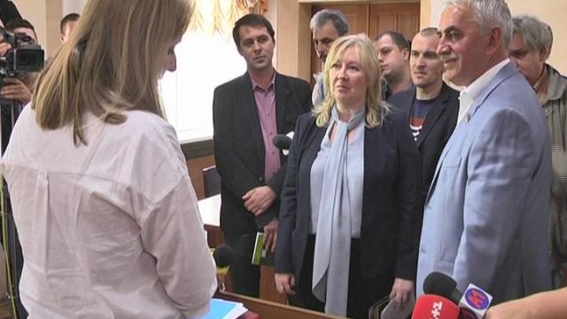Партия «Відродження»: отказ в регистрации 27 кандидатов