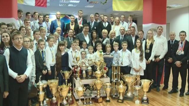 Спортивные итоги. Федерация таиландского бокса Украины