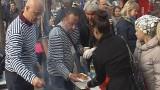 Депутаты от «Доверяй делам» собирали средства на благотворительность