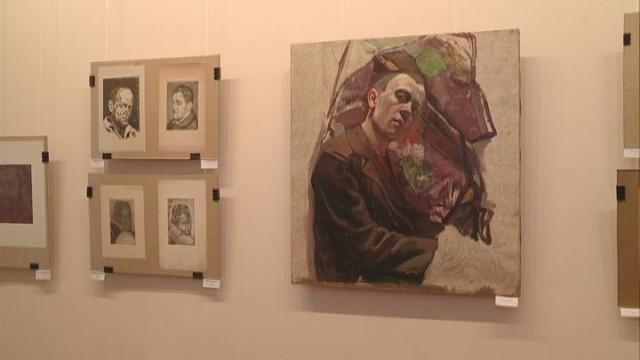 Выставка работ Михаила Жука