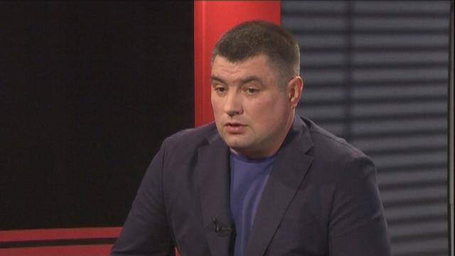 Вадим Марюхнич и Яцек Магдонь