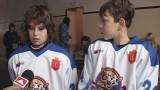 На «Льдинке» проходит детский турнир по хоккею «Кубок мэра»