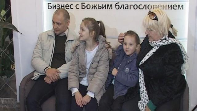 Одесский разведчик Николай Полторак получил квартиру