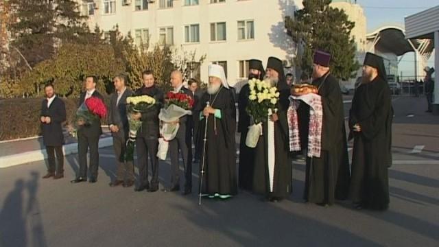 Первосвятительский визит митрополита Киевского и Всея Украины