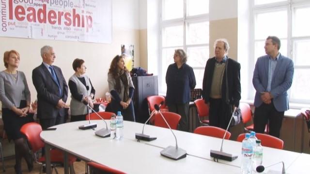 В Одессе открыли первый центр лидерства