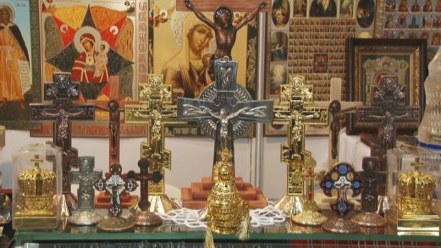 Международная выставка ко Дню святого Николая