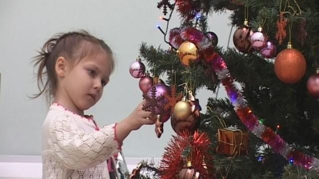 «Дом ребёнка №1»: семейный праздник для детей