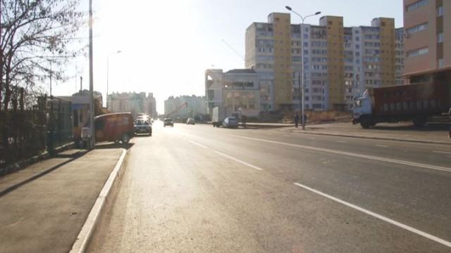 Улица Марсельская. Завершена реконструкция