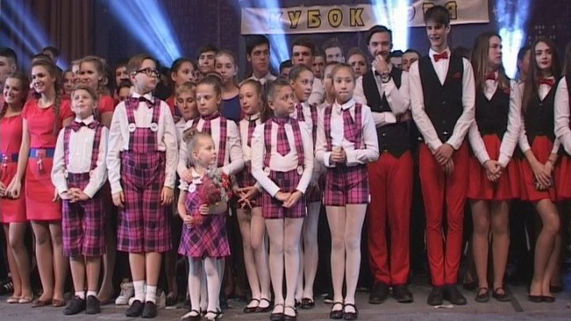 Чемпионат школьных команд КВН на «Кубок мэра»