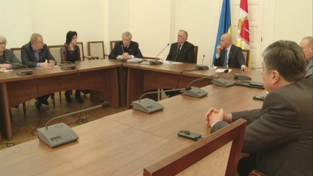 Встреча в мэрии: взаимодействие с предприятиями города