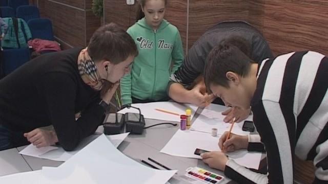 Творческий праздник — мастер-классы для детей