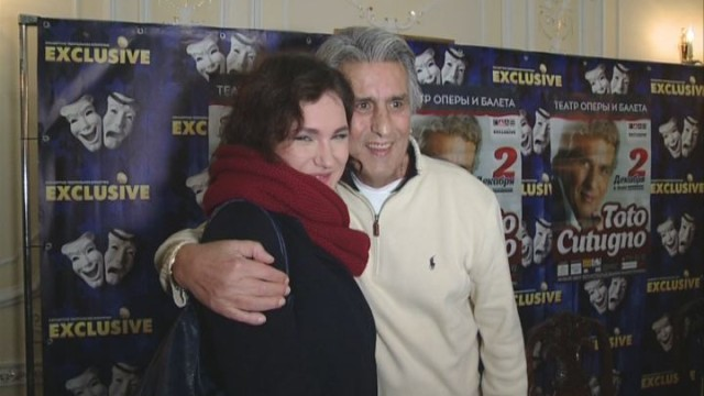 Тото Кутуньо с концертом в Одессе