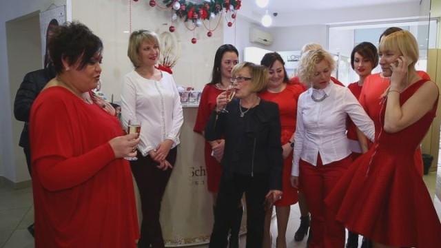 Салон Румянцевой. Мастера поздравляют с новым годом