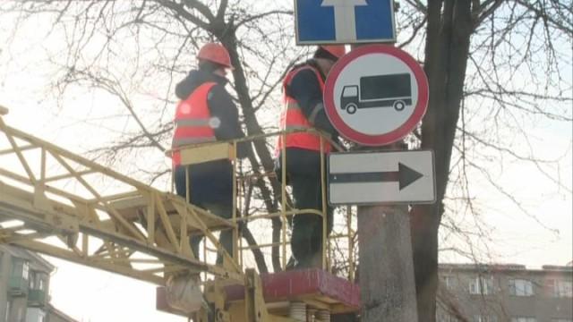 До уваги одеситів: заборона руху вантажного транспорту