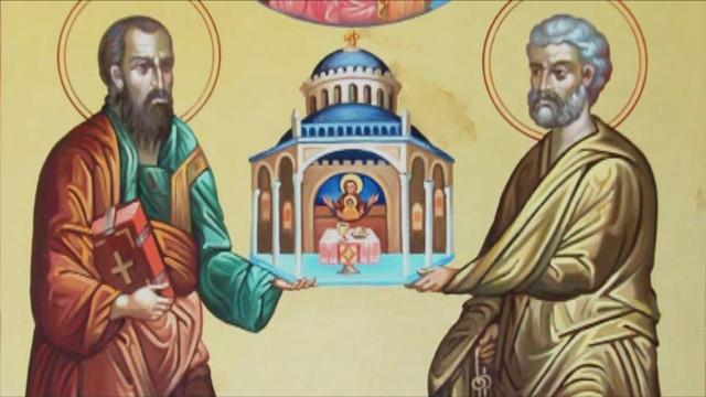 Свято-Петропавловский храм