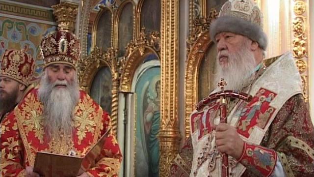 Мученик Агафангел. Праздничный день в Одесской епархии