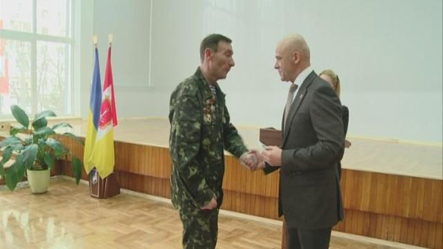 Памятные медали «25 лет вывода войск из Афганистана»