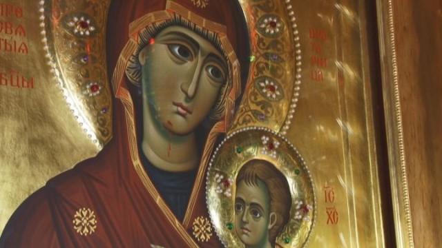 Праздник Cвято-Иверского мужского монастыря