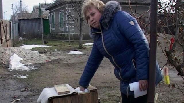 Село Выпасное. Многолетняя борьба за воду