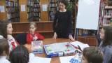 Образовательный проект для одесских школьников