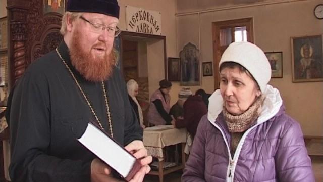 178 продуктовых наборов от Одесской епархии