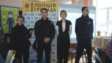 Одесская молодежь  пообщалась с полицейскими