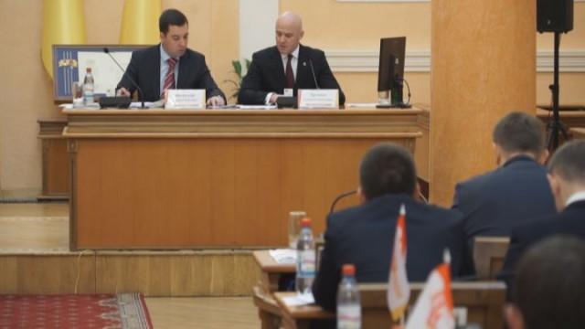 IV сессия Одесского городского совета