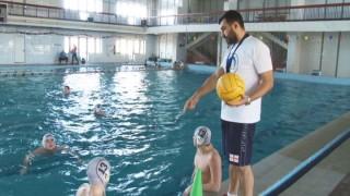 Водное поло. Чемпионат Украины  — в Одессе