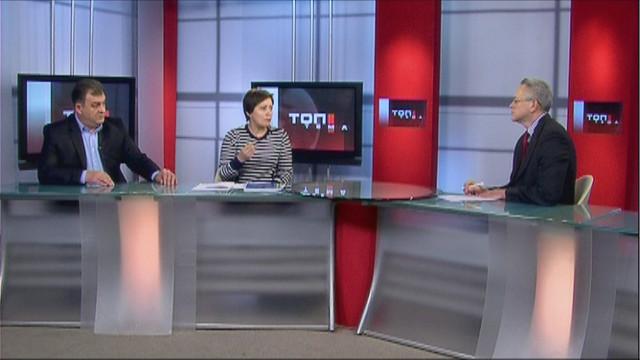 Анатолий Садовник и Евгения Абрамова