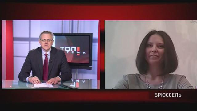 Теракты в Брюсселе // Татьяна Мельник // часть 2