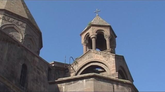 Армения. Ереван — возрожденная столица