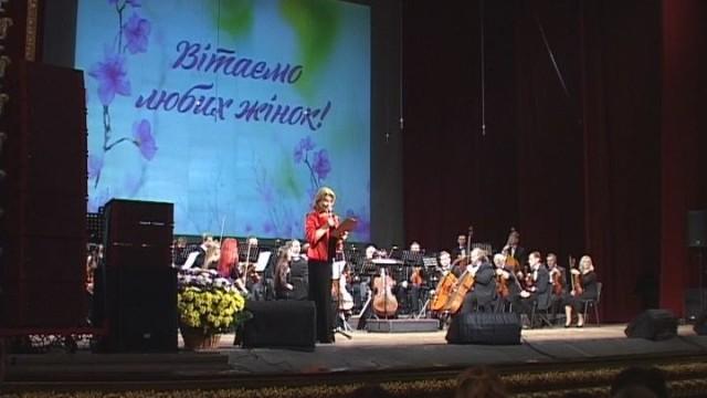 Накануне праздника городской голова поздравил одесситок