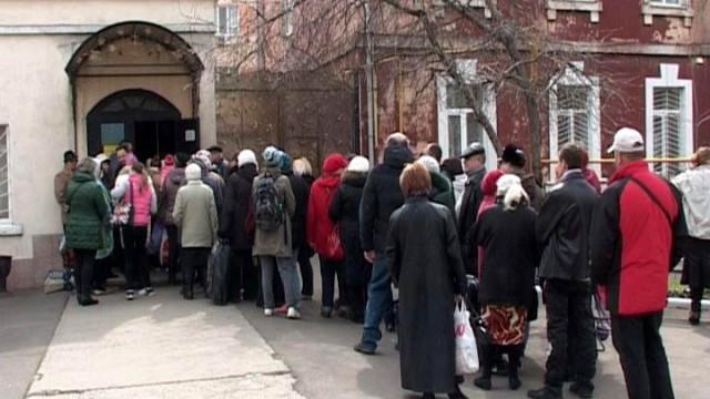 245 нуждающихся получили помощь от Одесской епархии