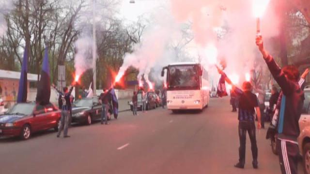 «Мы — едины!» Марш фанатов «Черноморца»