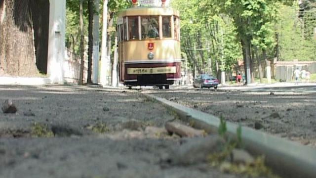 Городской трамвай: от прошлого к настоящему