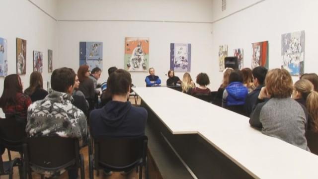 Творческая встреча с Игорем Варешкиным
