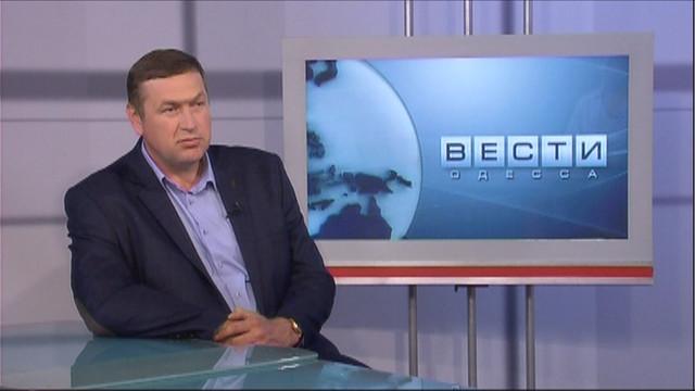 Вести Одесса/ Гость Юрий Белоног