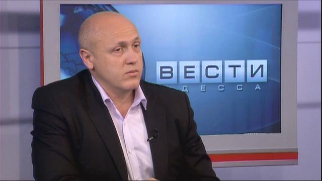 Вести Одесса/ Гость Петр Рябоконь