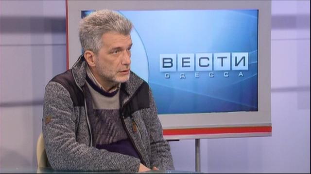 ВЕСТИ ОДЕССА / Гость Андрей Куликов