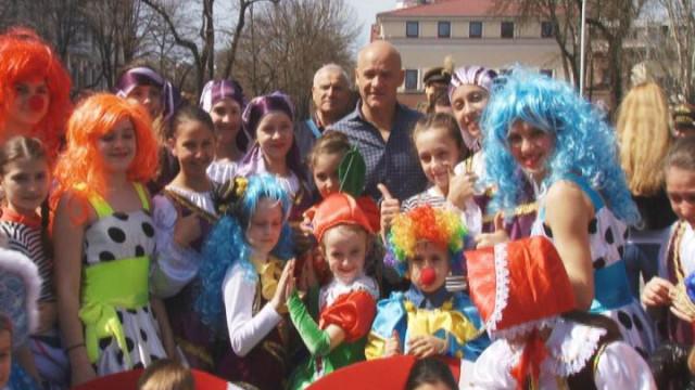 День смеха: «Юморина» вернулась в Одессу
