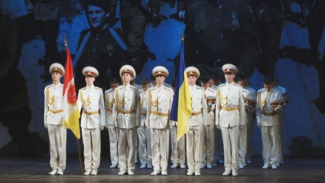 Гала-концерт конкурса «Песня в солдатской шинели»