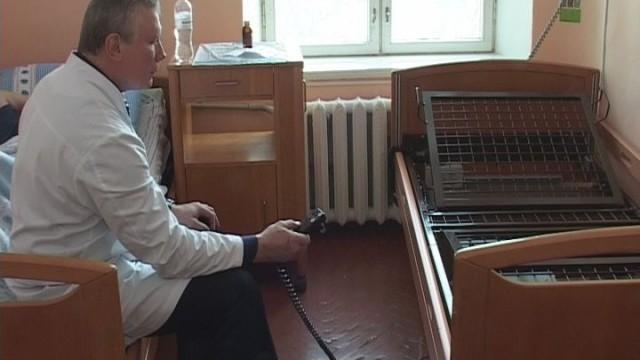 Гуманитарная помощь из Регенсбурга. Многофункциональные кровати для одесских больниц