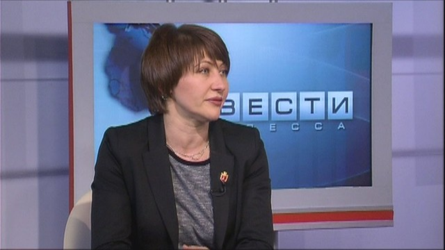 ВЕСТИ ОДЕССА / Гость Татьяна Безверхнюк