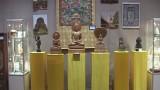 Открытие выставки «сокровище Тибета»