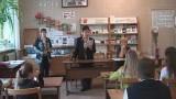 Иван Гайдаенко. Встреча со школьниками дочери писателя
