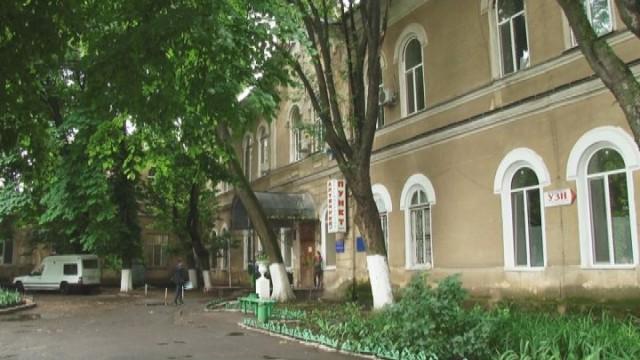 Еврейская больница. Гинекологическое отделение