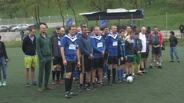 Футбольный турнир «Спасибо деду за победу!»